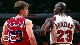 Tim Legler describes his mentality while facing Michael Jordan & the Bulls in the 90s | SportsCenter