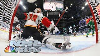 NHL Stanley Cup First Round: Flames vs. Stars | Game 2 EXTENDED HIGHLIGHTS | NBC Sports