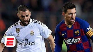 Karim Benzema has been better than Lionel Messi this season - Julien Laurens | ESPN FC
