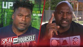 LaVar Arrington applauds NFL players on actively confronting racial injustices | SPEAK FOR YOURSELF