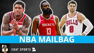 NBA Trade Rumors On James Harden, Bradley Beal & Zach LaVine + Los Angeles Clippers Trade Options