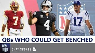 NFL Rumors: 7 Starting QBs Most Likely To Be Benched In 2020 + Notable Free Agent Quarterbacks