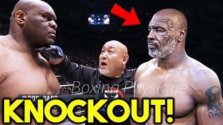 *K.O* Mike Tyson (USA) vs Bob Sapp (USA) FULL FIGHT HIGHLIGHTS ~LEAKED OPPONENT 2021~