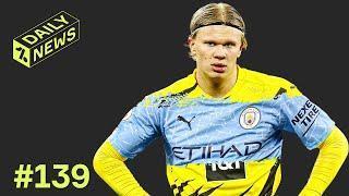 How Man City can SIGN Haaland + Atletico's new striker!