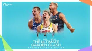 The Ultimate Garden Clash - Combined Events Edition | Livestream