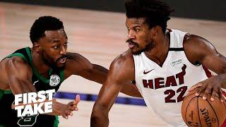 Heat vs. Celtics: Is Game 2 a must-win for Boston? | First Take