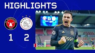 Short Highlights | FC Midtjylland - Ajax | UEFA Champions League