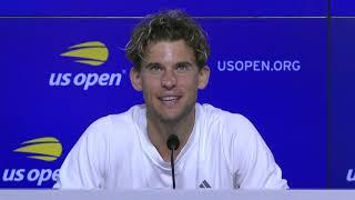 """Dominic Thiem: """"This year's US Open you just cannot compare to anything!""""   US Open 2020"""