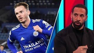 Where does James Maddison fit for England? Rio Ferdinand and Robbie Savage on England's squad depth