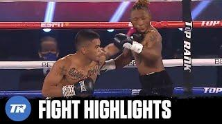 Plania knocks Greer down twice, scores upset victory   FULL FIGHT HIGHLIGHTS