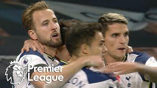 Harry Kane earns and converts penalty to put Spurs ahead of Brighton | Premier League | NBC Sports