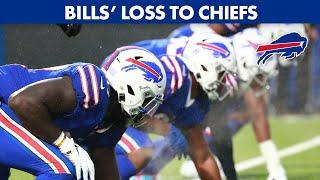Getting the Bills Back on Track After Loss To Chiefs   Buffalo Bills