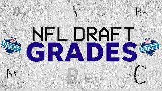 NFL Draft Grades: Which teams passed and which teams flunked? | SportsPulse