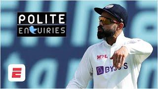 Why isn't Virat Kohli bowling vs. England?! | #PoliteEnquiries | India vs. England 1st Test, Day 2