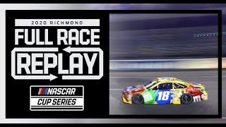 Federated Auto Parts 400 from Richmond Raceway   NASCAR Cup Series Full Race Replay