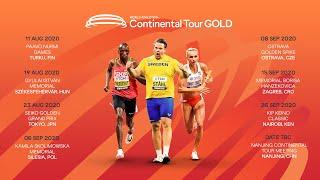 Continental Tour Gold - Trailer