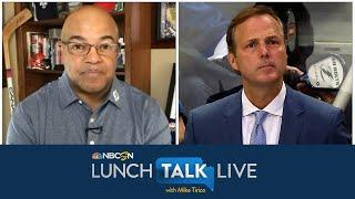 Jon Cooper says integrity played major role in NHL return plan | Lunch Talk Live | NBC Sports