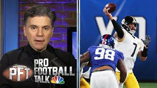 Steelers capitalize on Giants' miscues in NFL Week 1 win | Pro Football Talk | NBC Sports