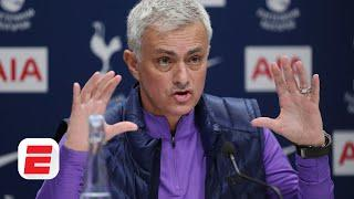 The BEST of Jose Mourinho's press conference moments with Tottenham | English Premier League