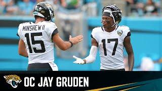 """""""He's big strong, fast, hungry kid. We gotta get him the ball"""" 