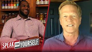 The Decision warrants criticism for LeBron, but leaving Cavs didn't — Ric | NBA | SPEAK FOR YOURSELF