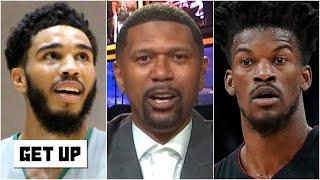 Jalen Rose: Jayson Tatum & Jimmy Butler will be legit contenders for the NBA title | Get Up