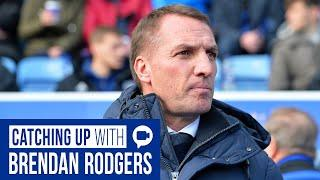 Video Call Catch Up | Brendan Rodgers