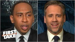 Stephen A. isn't feeling the Thanksgiving love from the First Take team after Cowboys debate topic