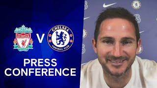 Lampard On The Importance Of Finishing In The Top 4 & Hudson-Odoi's Progress | Liverpool v Chelsea