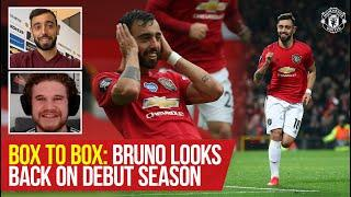 Bruno Fernandes analyses his first season with Statman Dave | Box to Box | Manchester United