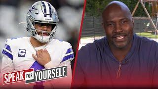 It's time for the Cowboys to look elsewhere from Dak Prescott — Wiley | NFL | SPEAK FOR YOURSELF