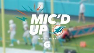 Eric Rowe is MIC'D UP   Miami Dolphins   Week 2 vs Buffalo