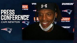 Cam Newton: We know we're a better football team than our record | Patriots Press Conference