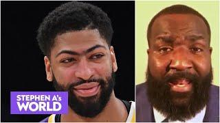Rich Paul told me to make it 'very clear': Nobody will rush Anthony Davis - Perk   Stephen A's World