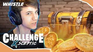 16-Year-Old Sceptic IMPOSSIBLE Fortnite SEASON 3 Challenge?!