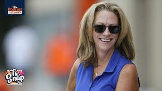 ESPN and CBS' Beth Mowins previews #LVvsDEN, discusses role as play-by-play broadcaster | The Snap