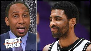 'Kyrie's the best show in basketball' - Stephen A. calls the Nets the NBA's top team | First Take
