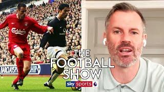Jamie Carragher picks the BEST players he's faced | My Toughest XI | The Football Show