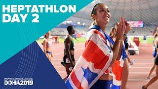 Heptathlon Day 2 | World Athletics Championships Doha 2019