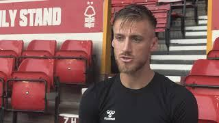 REACTION | Bentley buzzing as City hold on to win! | Nottingham Forest 1-2 Bristol City