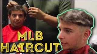Diced Up   Getting A Haircut from MLB Barber Andy Fade