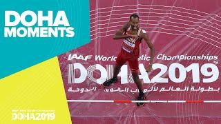 Barshim Delights Home Crowd for High Jump Gold | World Athletics Championships 2019 | Doha Moments