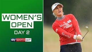 AIG Women's Open 2020   Day 2   Afternoon Session