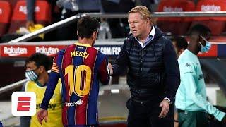 'ARE YOU FOR REAL?!' Barcelona's poor results leave Ronald Koeman with no excuses | ESPN FC