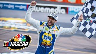Chase Elliott 'at a loss for words' after winning NASCAR Cup Series title | Motorsports on NBC