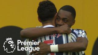 Semi Ajayi heads home West Brom equalizer against Wolves | Premier League | NBC Sports