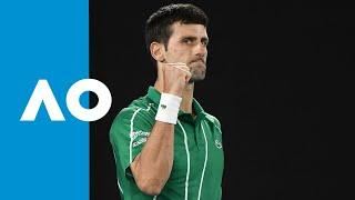 Djokovic wins fifth to take the championship - 5th Set Highlights | Australian Open 2020 Final