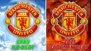 How The Glazers RUINED Manchester United!   Explained