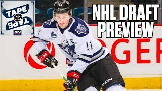 2020 NHL Draft Preview w/ Sam Cosentino   Tape To Tape