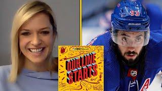 New York Rangers need leadership, consistency across board | Our Line Starts | NBC Sports